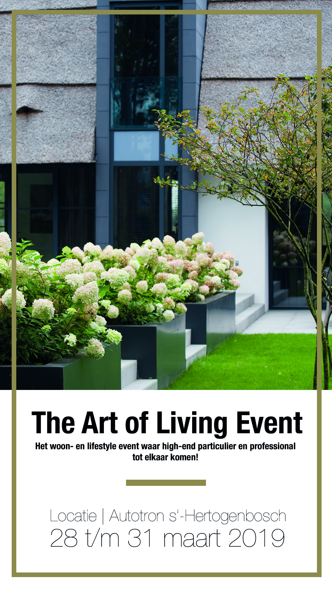 THE ART OF LIVING EVENT