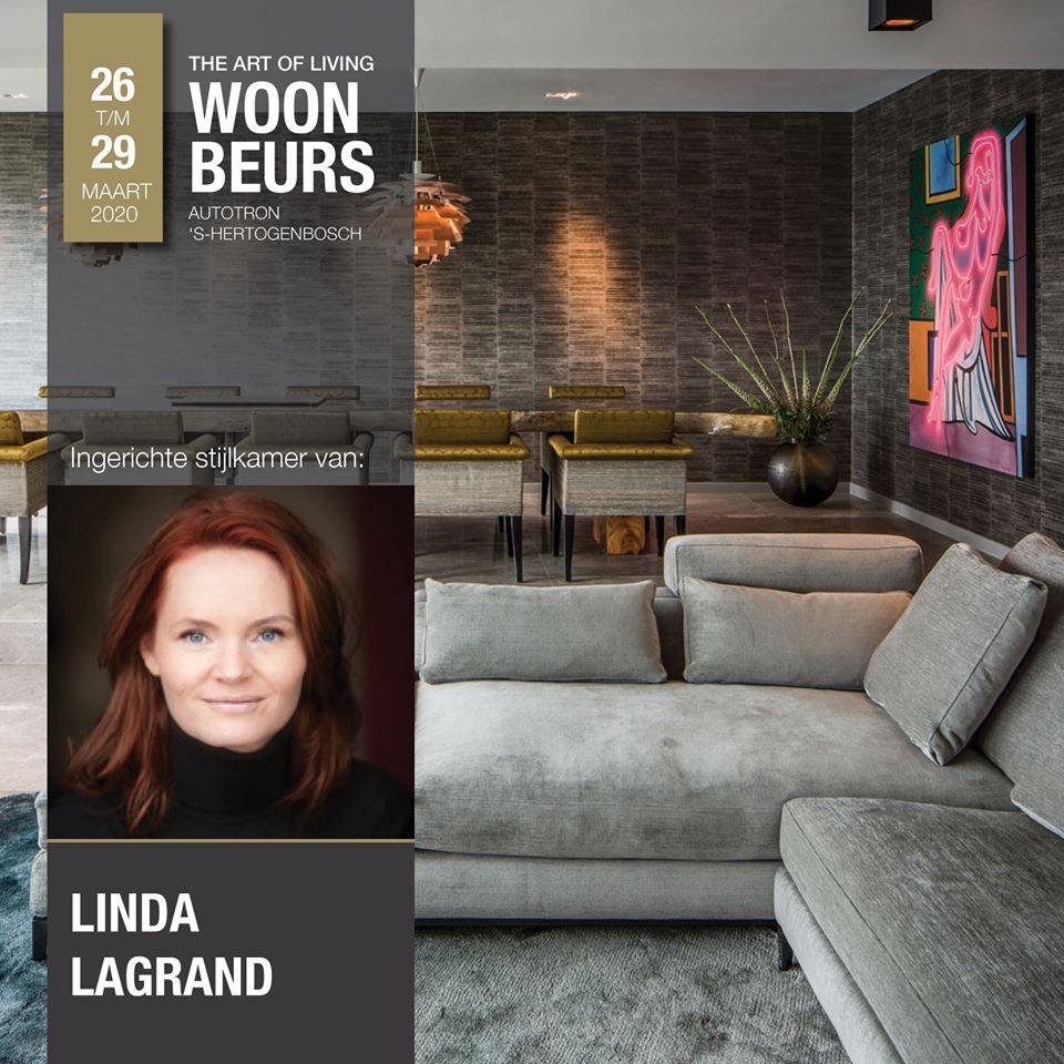 ROOM DESIGNED BY: LINDA LAGRAND