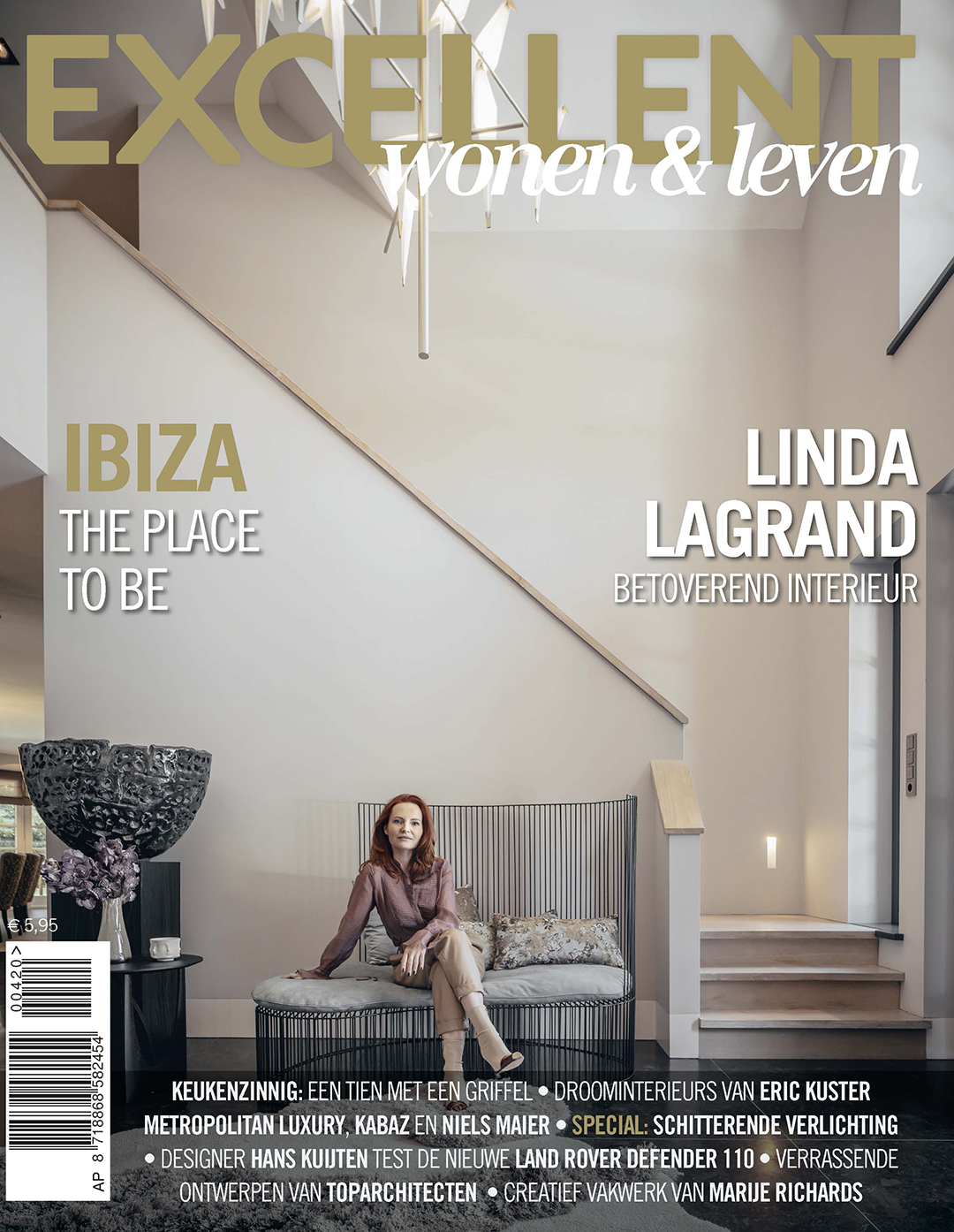 ON THE COVER!